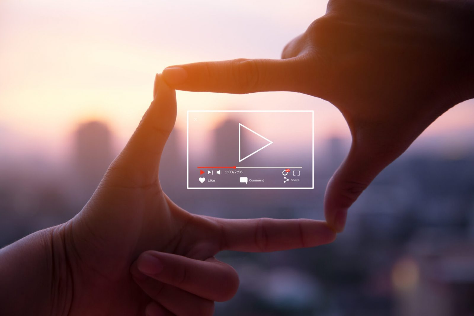 Live Video Streaming with VouchPro.com